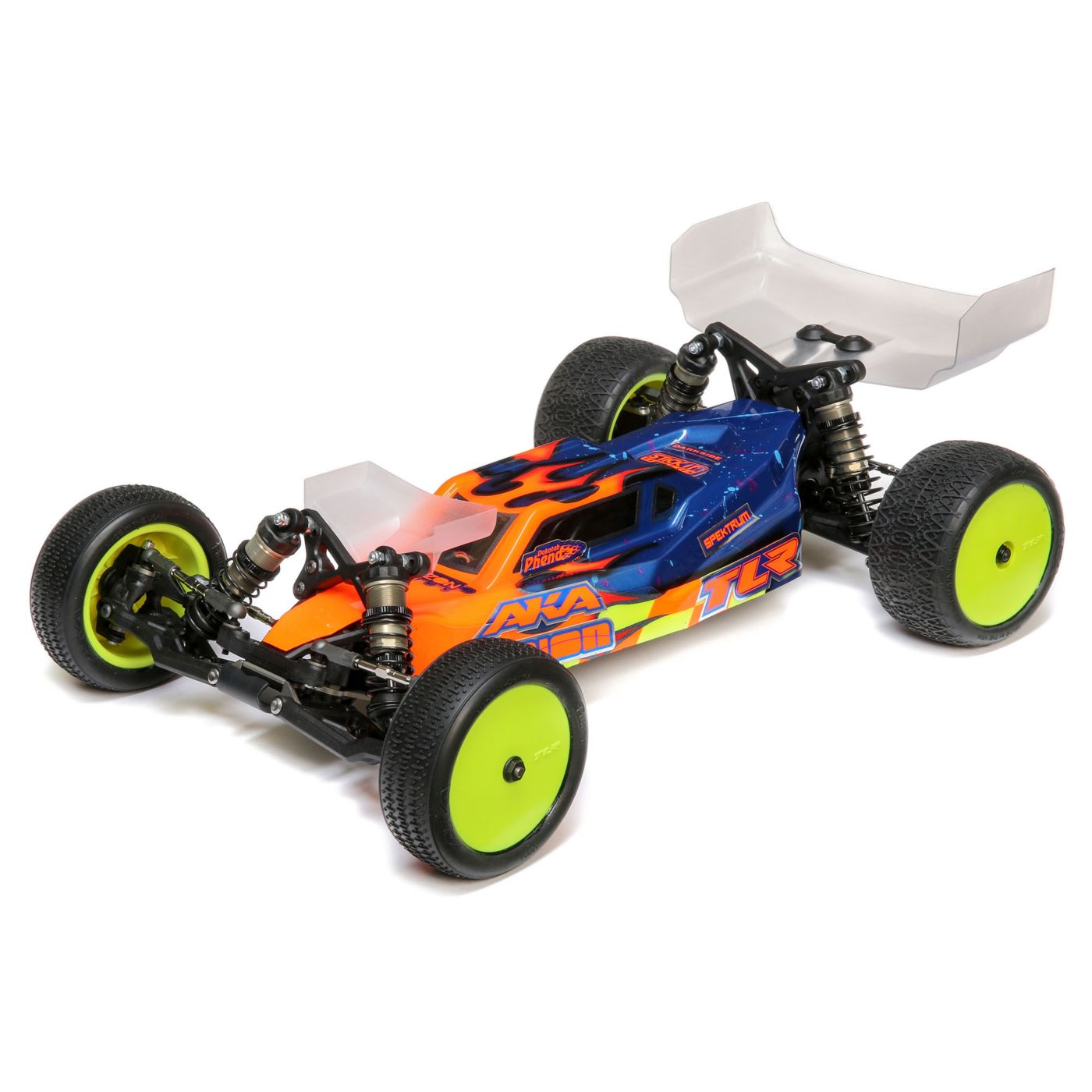 TLR 1:10 22 5.0 / 4.0 2wd Buggy