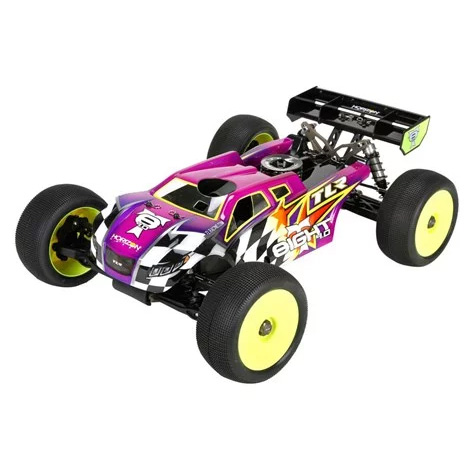 TLR 1:8 Vehicles