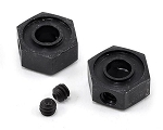 #12140 - MIP 12mm Hex Adapter Keyed, X-Duty CVD™ Traxxas (2)