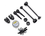 #13270 - MIP Race Duty CVD™ Steel Kit, Rear, 1/10 Scale Traxxas Slash/Stampede/Rustler/Rally 4WD