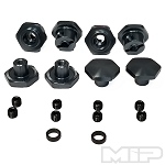 #10115 - MIP 17mm Hex Adapter Kit, Traxxas Slash / Stampede / Rustler / Rally - 4WD