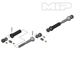MIP Spline CVD™ Center Drive Kit, Axial SCX10 #10145 *Discontinued*