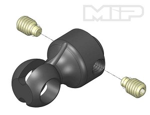 MIP X-Duty CVD™ Drive Hub 5mm Shaft (1) #11111 *Discontinued*