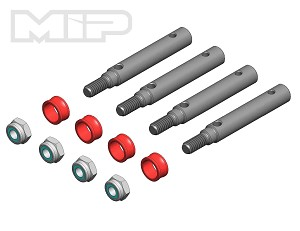 MIP Wide Track Kit, 4mm Offset, Traxxas TRX-4 Defender , #17120 *Discontinued*