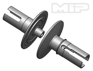 MIP Super Ball Diff, Outdrives, Tamiya HotShot, BigWig #17161