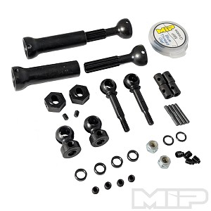 #18390 - MIP X-Duty™, Rear CVD Kit, Traxxas Bandit, Fiesta ST Rally